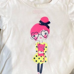 Other - 💓4/$25💓 Circo 12-18 Month T-Shirt Top